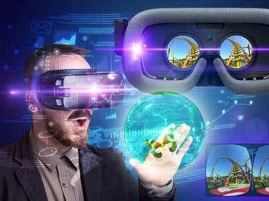 Inertial Train VR
