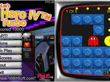 PacDude Hero IV 110% Turbo