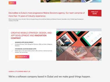 Multiwork Website