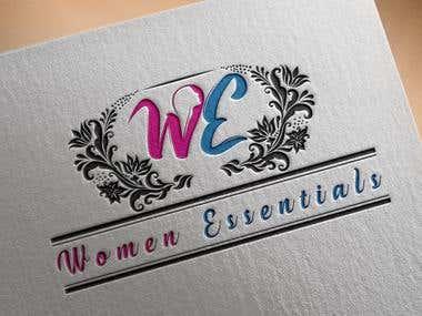 "Logo for ""Women Essentials"""