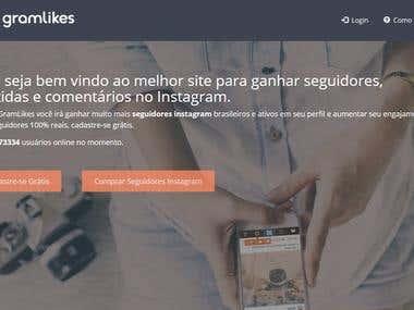 Wordpress Websites & Instagram