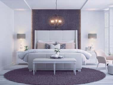 Soft Bedroom :D