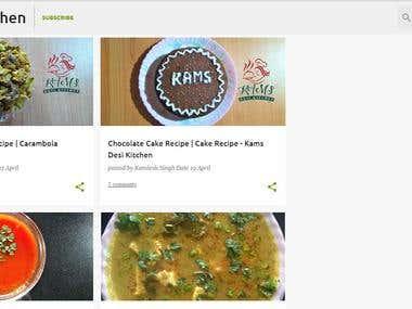 Kams Desi Kitchen
