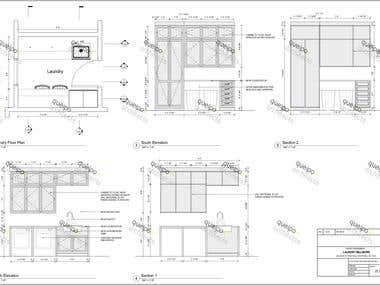 Millwork Plans