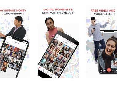 CU UPI Application iOS & Android