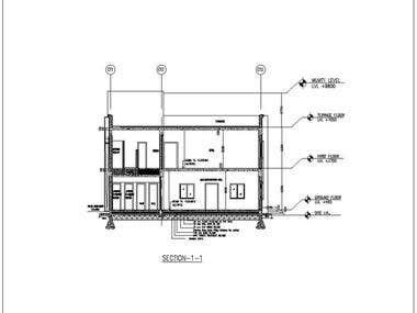 CAD drawings portfolio