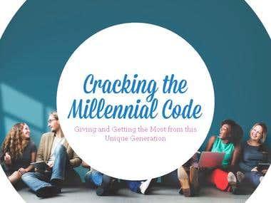 Presentation - Millennials in the Workplace