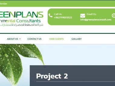 Green Plans - Environmental Consultants