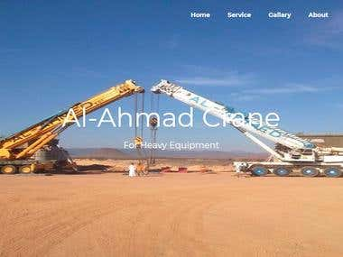 Al-Ahmad Crane