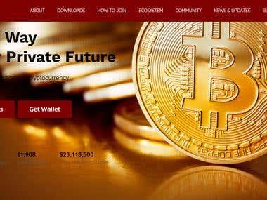Cryptp website