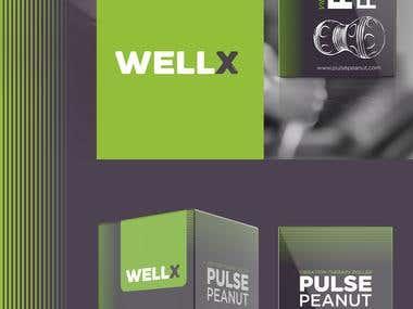 Branding for WELLX