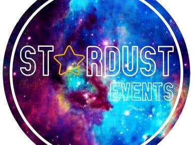 Logo designed for Stardust Events