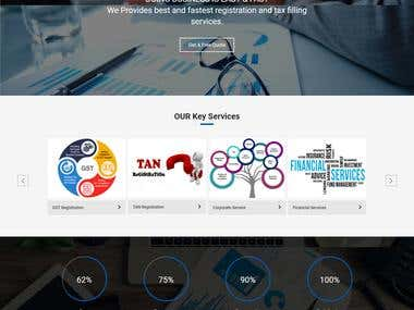 Accounting site for India