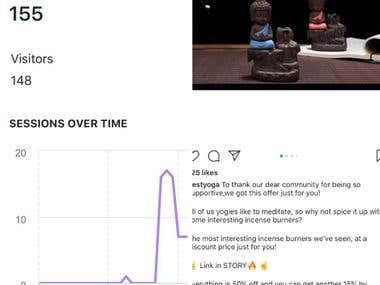 Free Website Traffic With Creative Instagram Marketing
