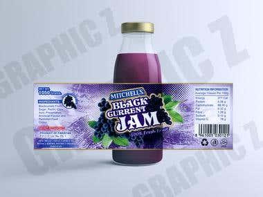 Packaging(label) Design