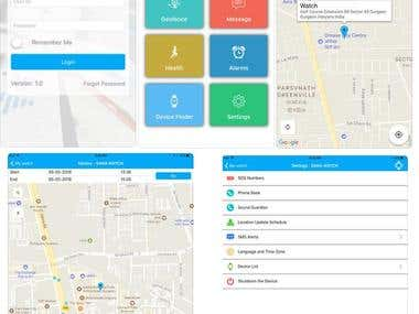 Xamarin-SafeOBuddy-GPS+Map Features