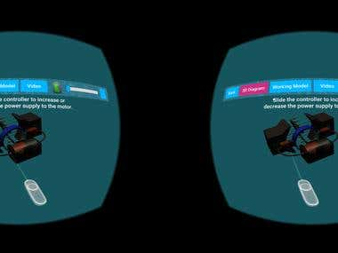 Virtual Reality Simulations