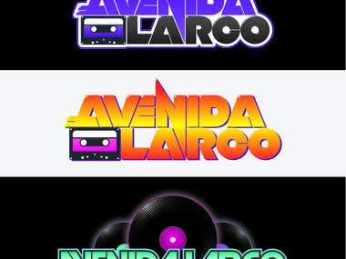 Avenida Larco Logo Proposal's