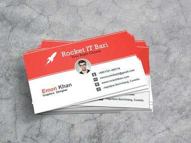 Business Card/ Visiting Card