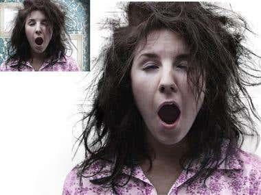 Image/ Hair Masking