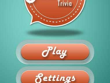 Trivia App (iPhone)