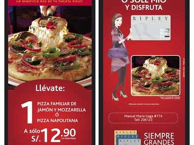 Comercial Flyer