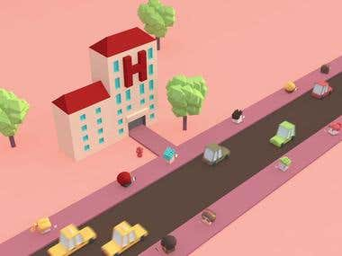 Animation - Local Measure