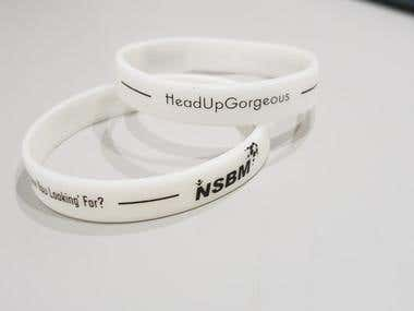 NSBM - Wrist Band