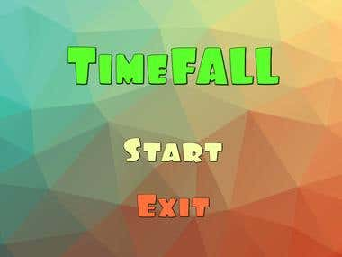 Unity Game -Timefall