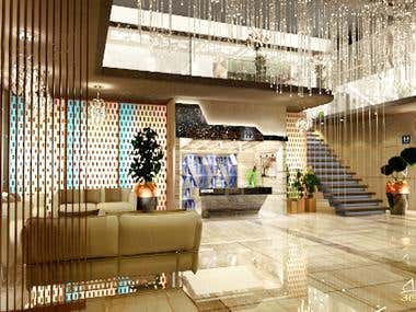 Hotel Interior Design Projects.