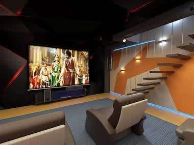 Mini Home Theater