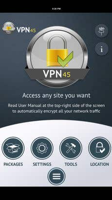 VPN App for iOS and Android