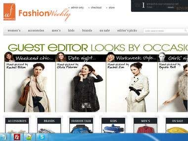 Wordpress Online Shopping