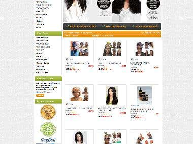 AFRODITE LACE WIGS AND EXTENSIONS