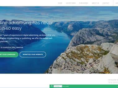 Web site-ecommerce