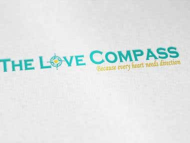 Logo for lovecompass website