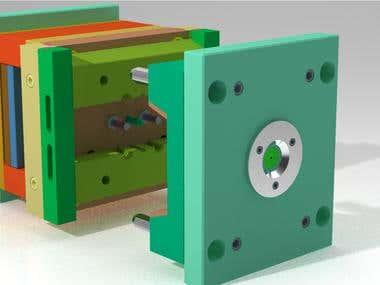 Mould Tool Design