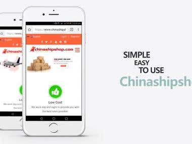 china ship shop company video