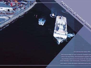 Oil & marine company video