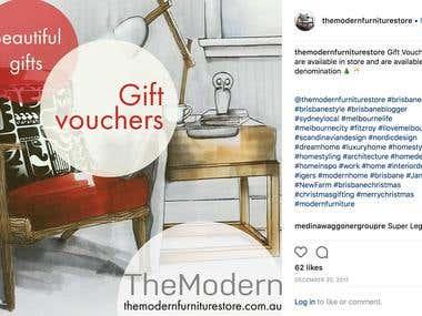 Christmas Social Media Promotion