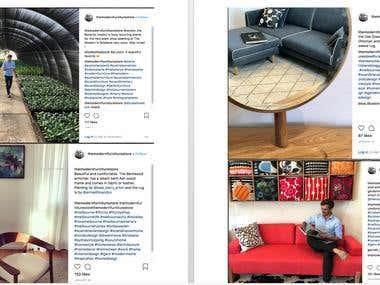 Social Media post examples