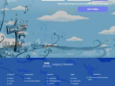 legacy Heaven UI