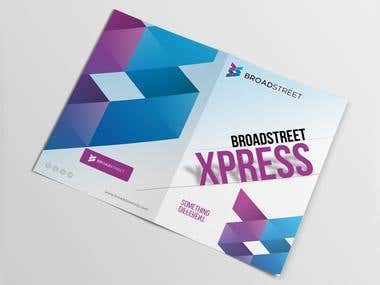 BROADCASTXPRESS AD SERVICE BROCHURE