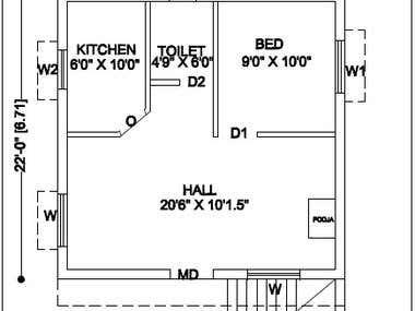2d ,3d DESIGNER + ARCHITECT