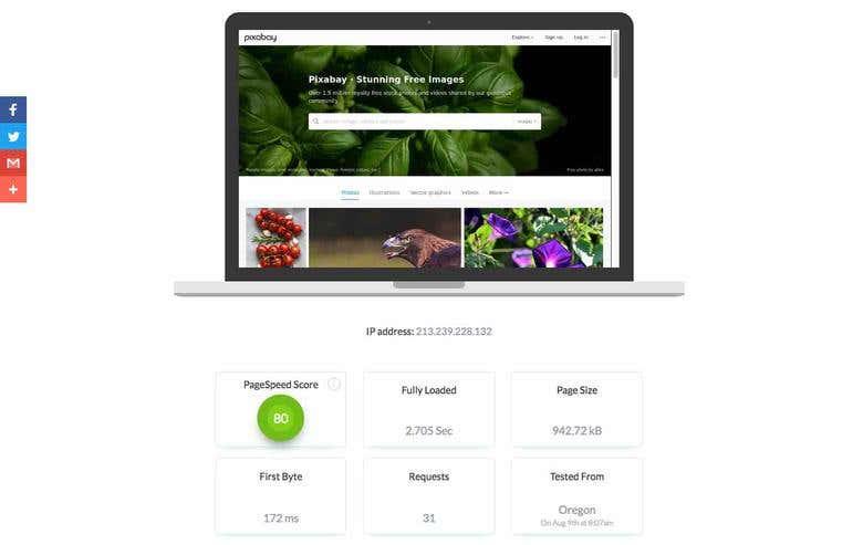 React js & Node js - Geekflare Website Speed Test | Freelancer