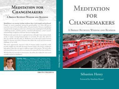Meditation for Changemakers Book Cover