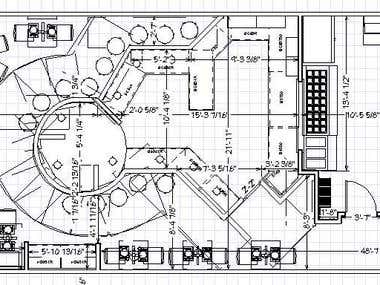 A Hamburger Emporium & bar created by a great Designer.