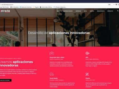 Pagina Web estradawebgroup.com