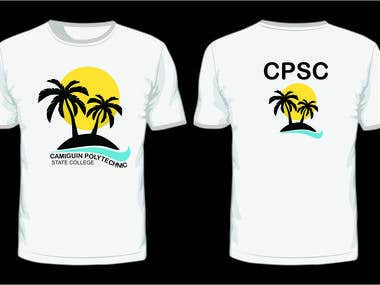 T-Shirt for CPGC