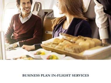 Business plan In-Flight Services